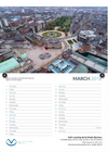 Hull From Above - 2018 Calendar (A4)