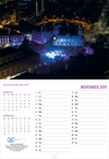 Hull From Above 2019 Calendar