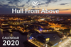 Hull From Above 2020 Calendar by Octovision Media