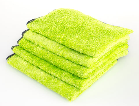 Pastaclean Micro Magic Flauschtücher 5er-Set (Limette)