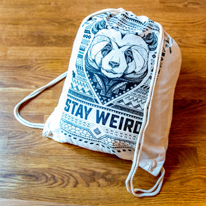 Backpack - Stay Weird