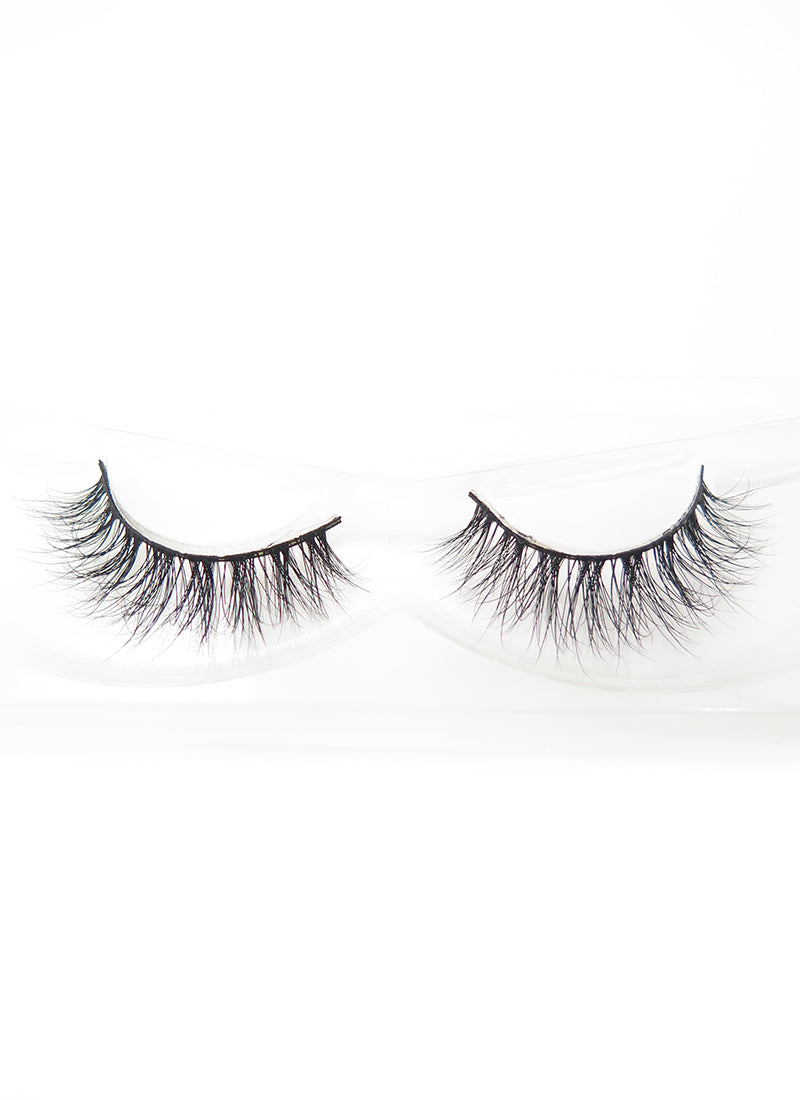 Libra 3D Mink Eyelashes EL08 - Wig Is Fashion