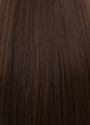 Brunette Straight Bob Synthetic Wig NS167