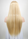 Straight Mixed Blonde Synthetic Wig NW007 - Wig Is Fashion