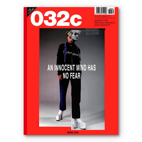 032c 032c Magazine Issue 30