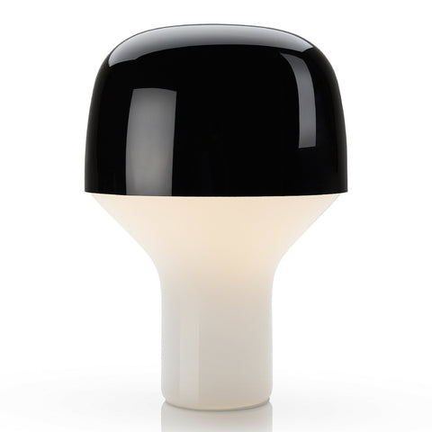 Cap Lamp in Black