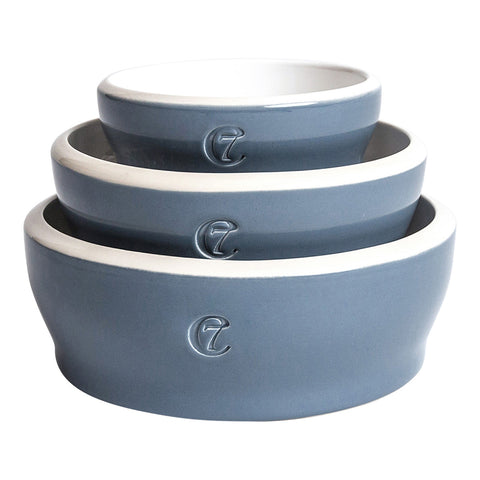 Cloud7 Jamie Dog Bowl in Blue