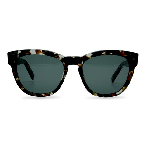 Dick Moby CPT Sunglasses in Crystal Havana