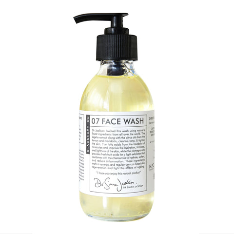 Dr Jackson's 07 Face Wash