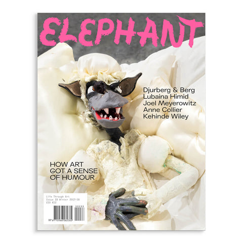 Elephant Elephant Magazine Issue 33