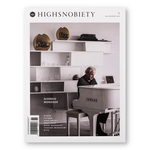 Highsnobiety Highsnobiety Magazine Issue 11