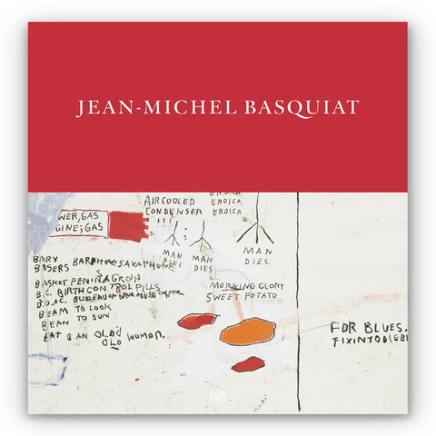 Hatje Cantz Jean-Michel Basquiat - Words Are All We Have