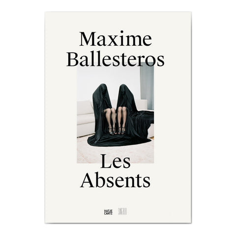 Maxime Ballesteros Les Absents