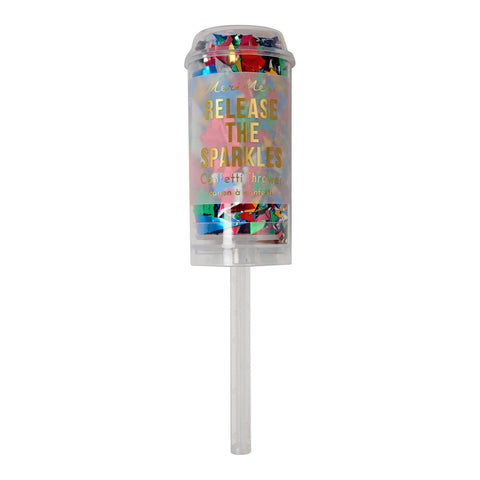 Meri Meri Multi Colour Confetti Popper