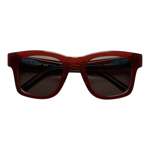 Sun Buddies Bibi Sunglasses in Red Sea