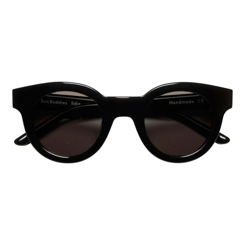 Sun Buddies Edie Sunglasses in Black