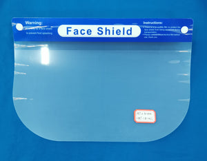 Face Shield PET Non-Medical (10 Pieces)