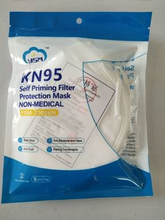Load image into Gallery viewer, KN95 Mask With Filter/Valve (Non-Medical) 5 pieces