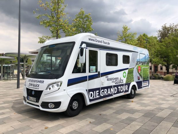 Das Grand-Tour Reisemobil