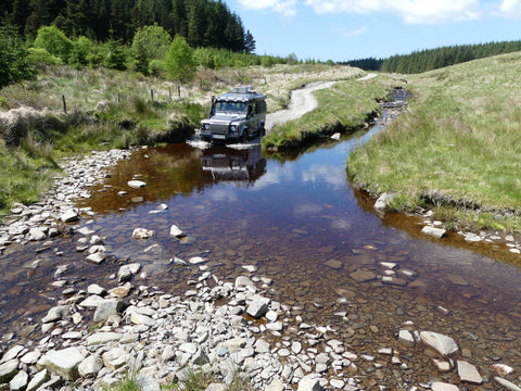 Offroad-Tour durch Wales
