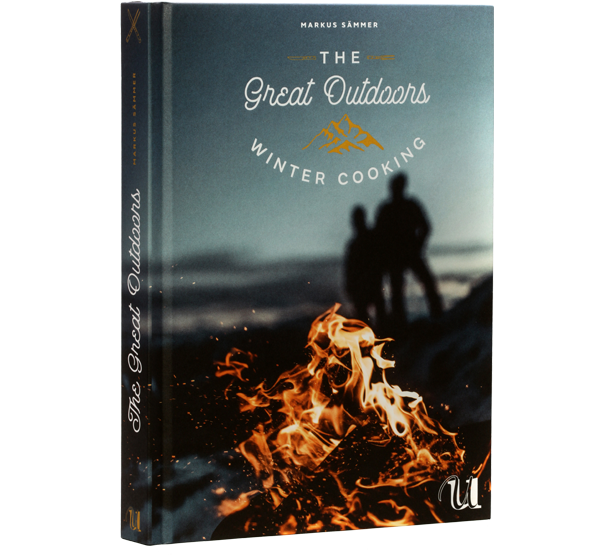 THE GREAT OUTDOORS KOCHBUCH <nobr>WINTER COOKING</nobr>