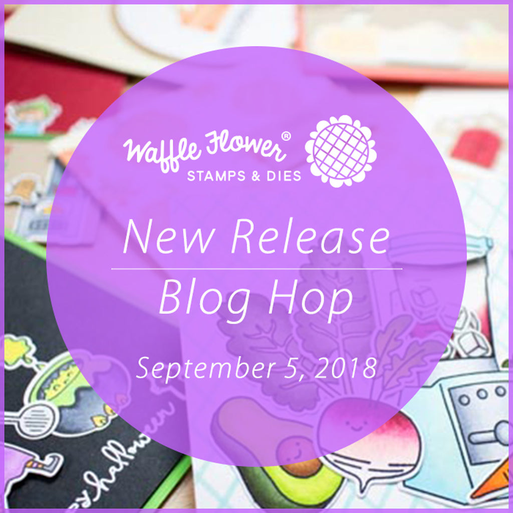 Wednesday Winners!! September 2018 Release