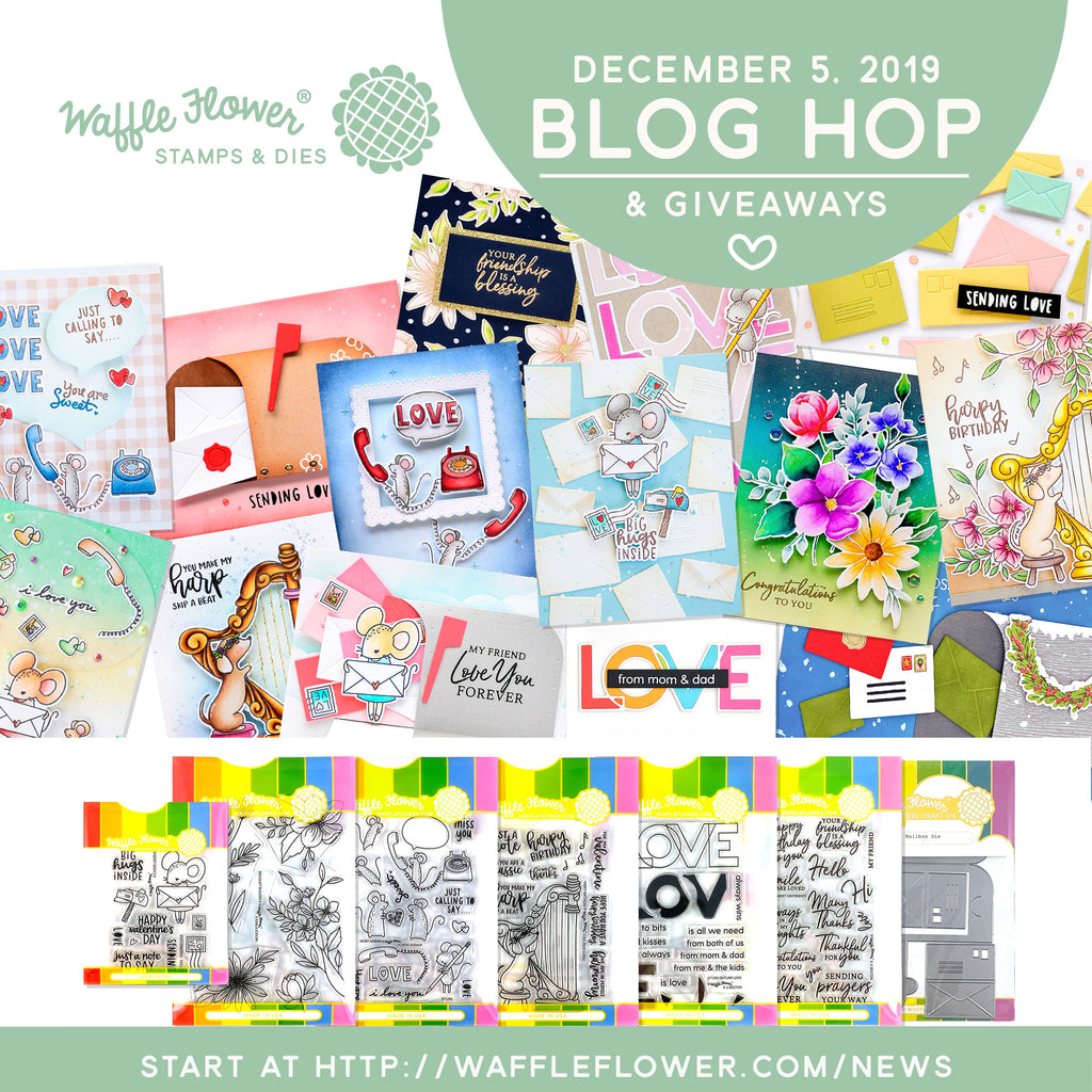 December Blog Hop Release Winners
