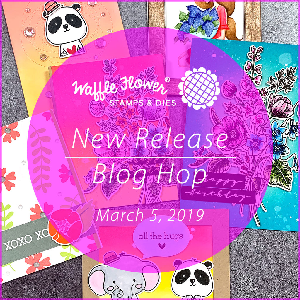 March 2019 Blog Hop Release Winners