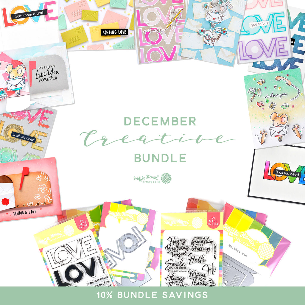 Introducing the December 2019 Creative Bundle
