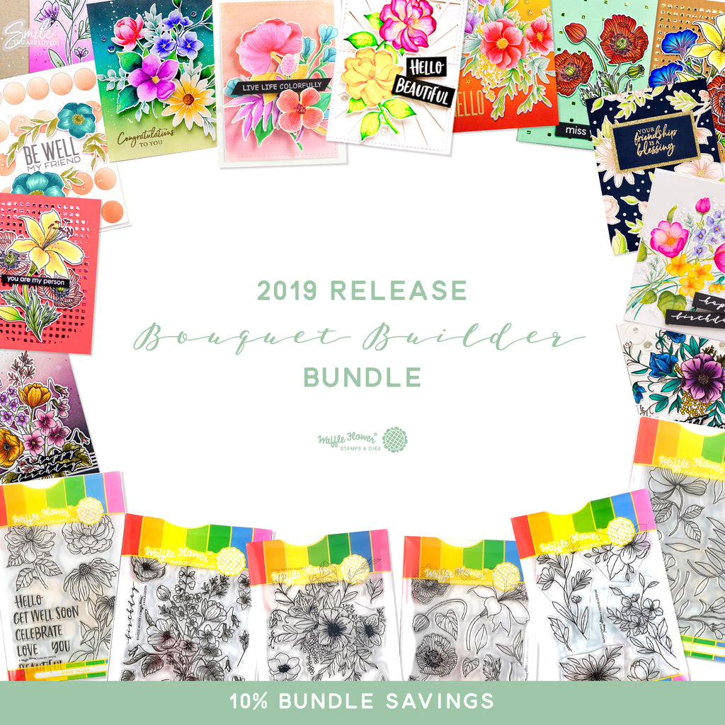 Introducing the December 2019 Florals Bundle