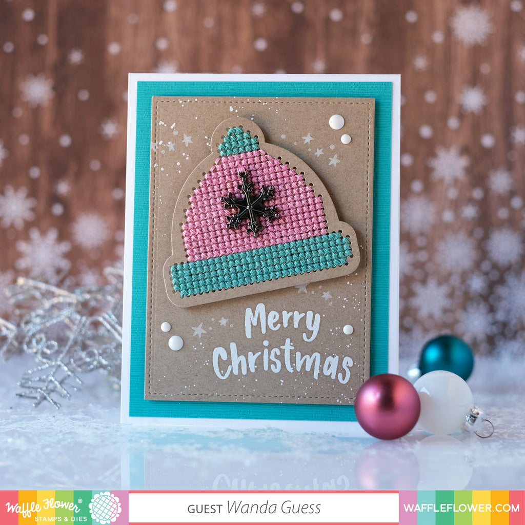 Intro to Stitchable Holiday Shapes