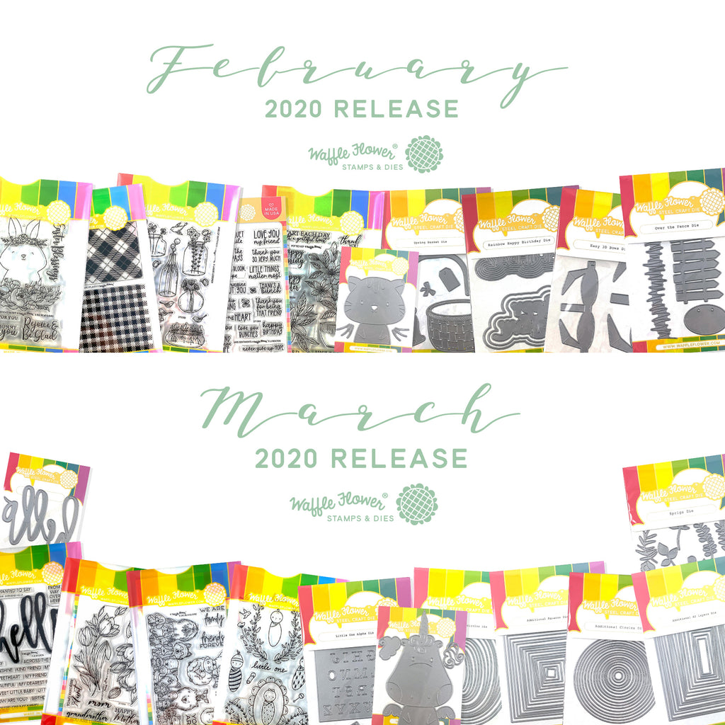 Sneak Peeks to 2020 Feb/March Releases