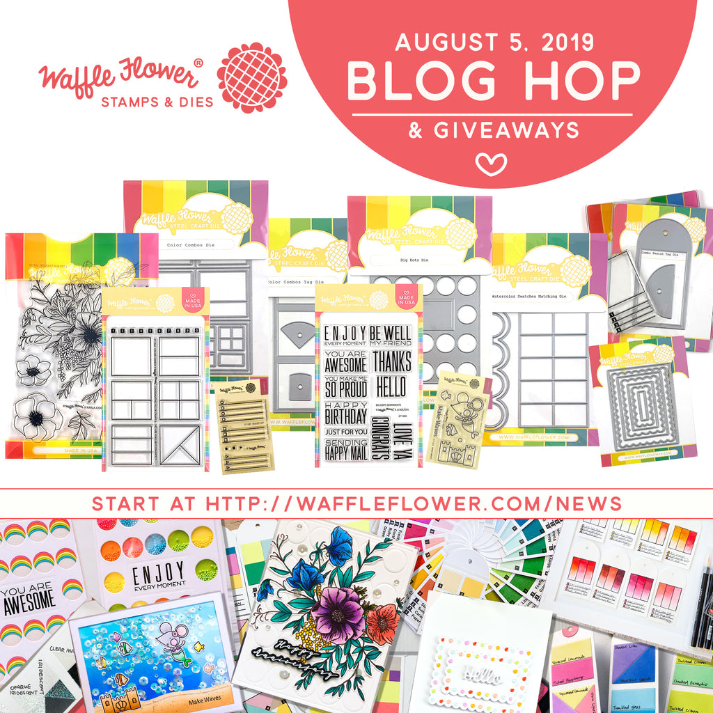 August 2019 Blog Hop Release Winners