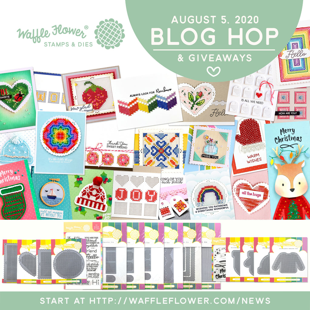 Release Blog Hop for the Stitchables