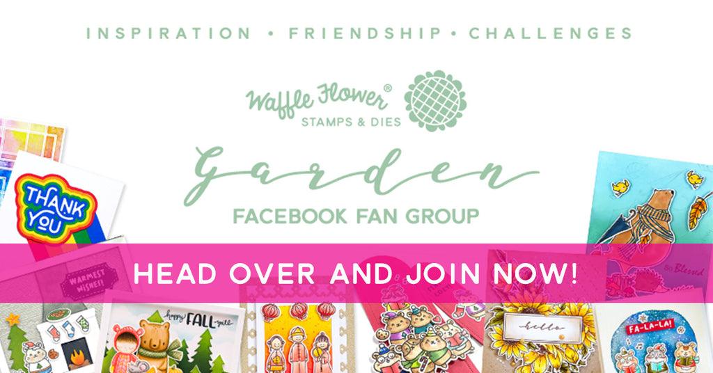Waffle Flower Garden Facebook Fan Group