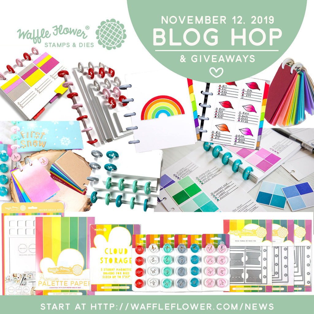 November Blog Hop Tools & Storage Release Winner