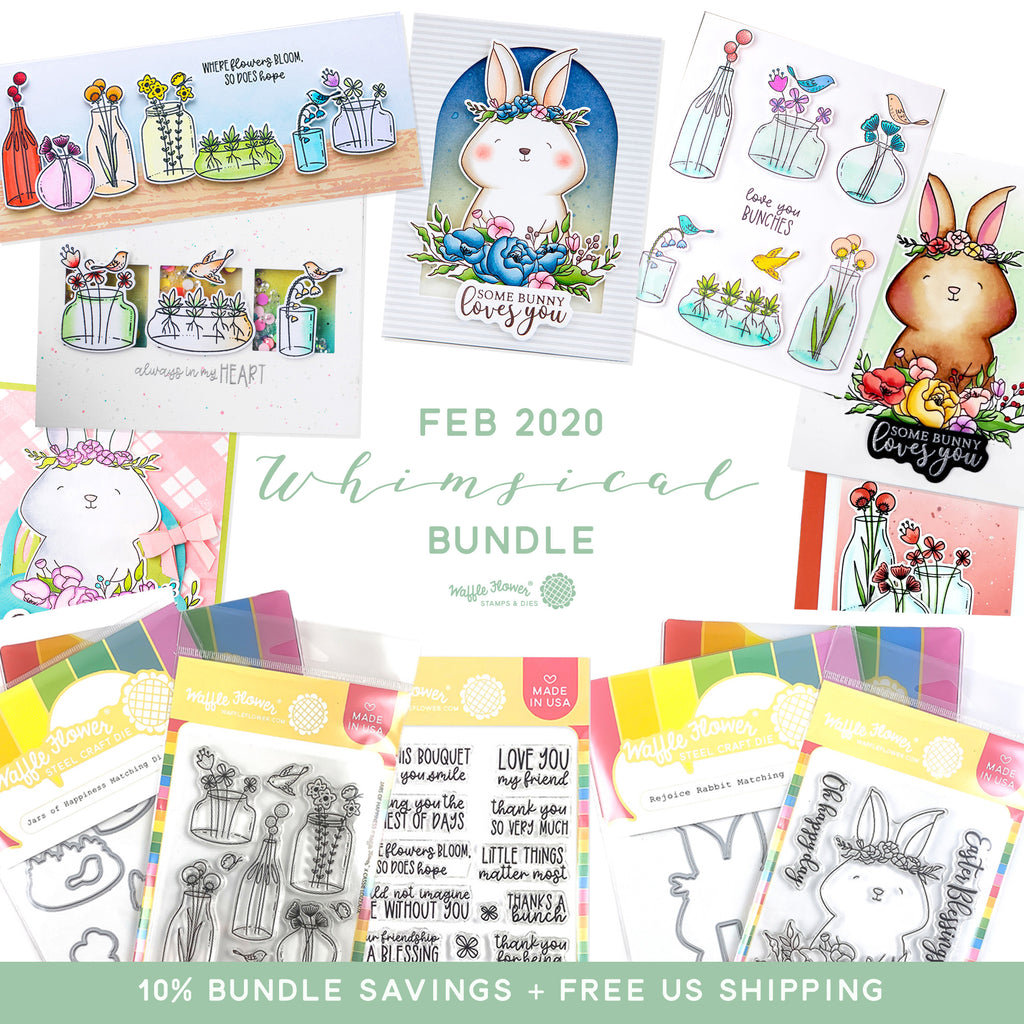 Sneak Peek of February Whimsical Bundle - Available February 5th!