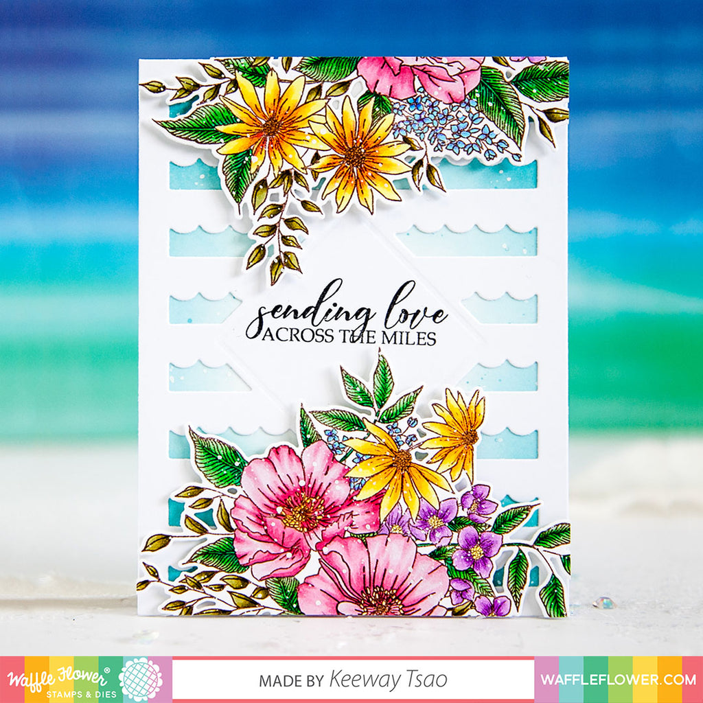 Beautiful Blossoms Inspiration with Keeway!