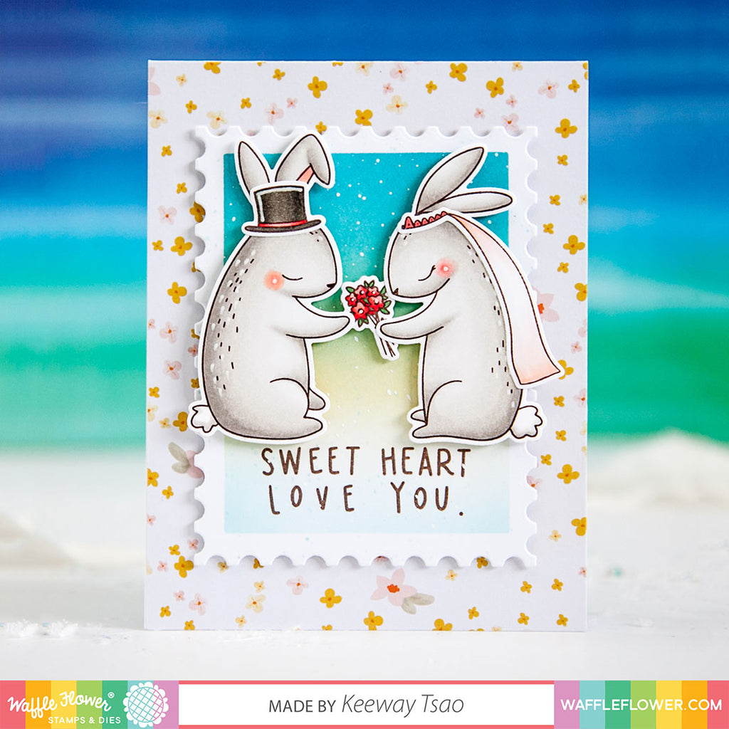 Love You Bunnies Inspiration with Keeway