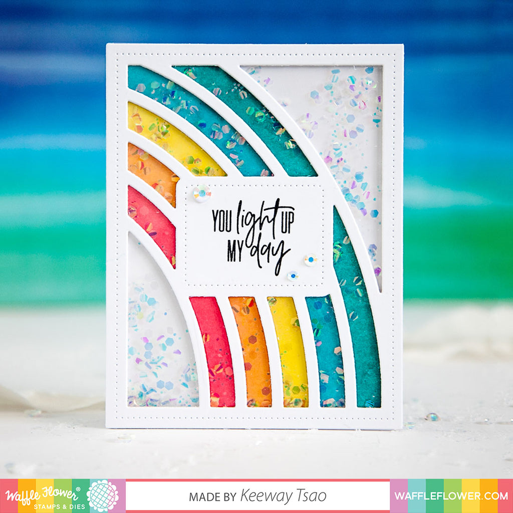 Fresh Rainbow Inspiration with Keeway