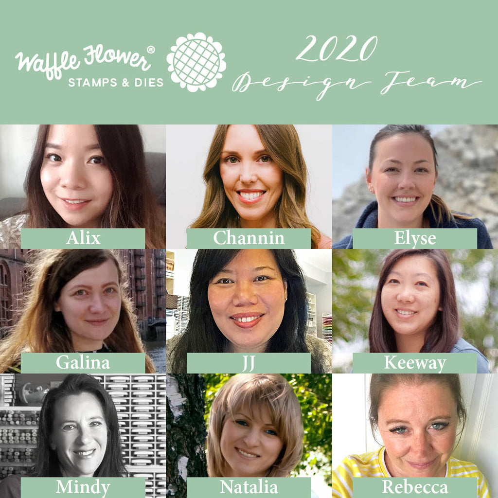 Introducing Waffle Flower 2020 Design Team