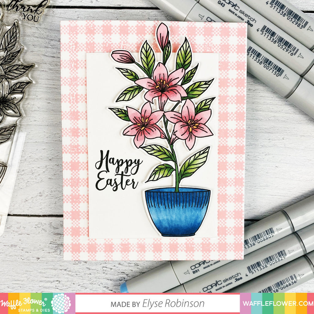 More Floral Bundle Inspiration with Elyse