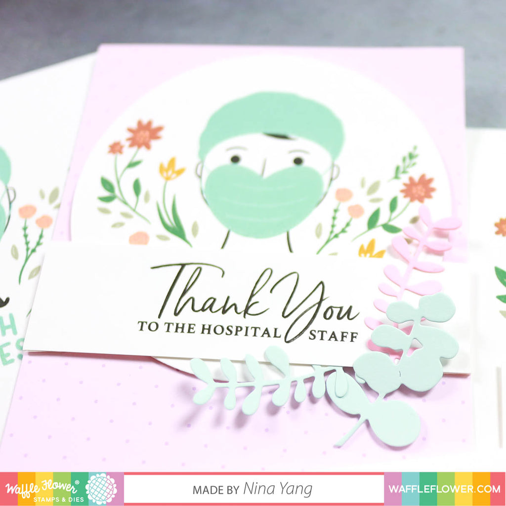 Free Printables to Thank Health Heroes
