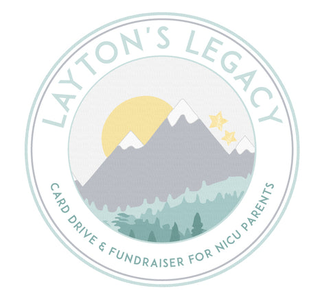 2019 Layton's Legacy Fundraiser & Card Drive