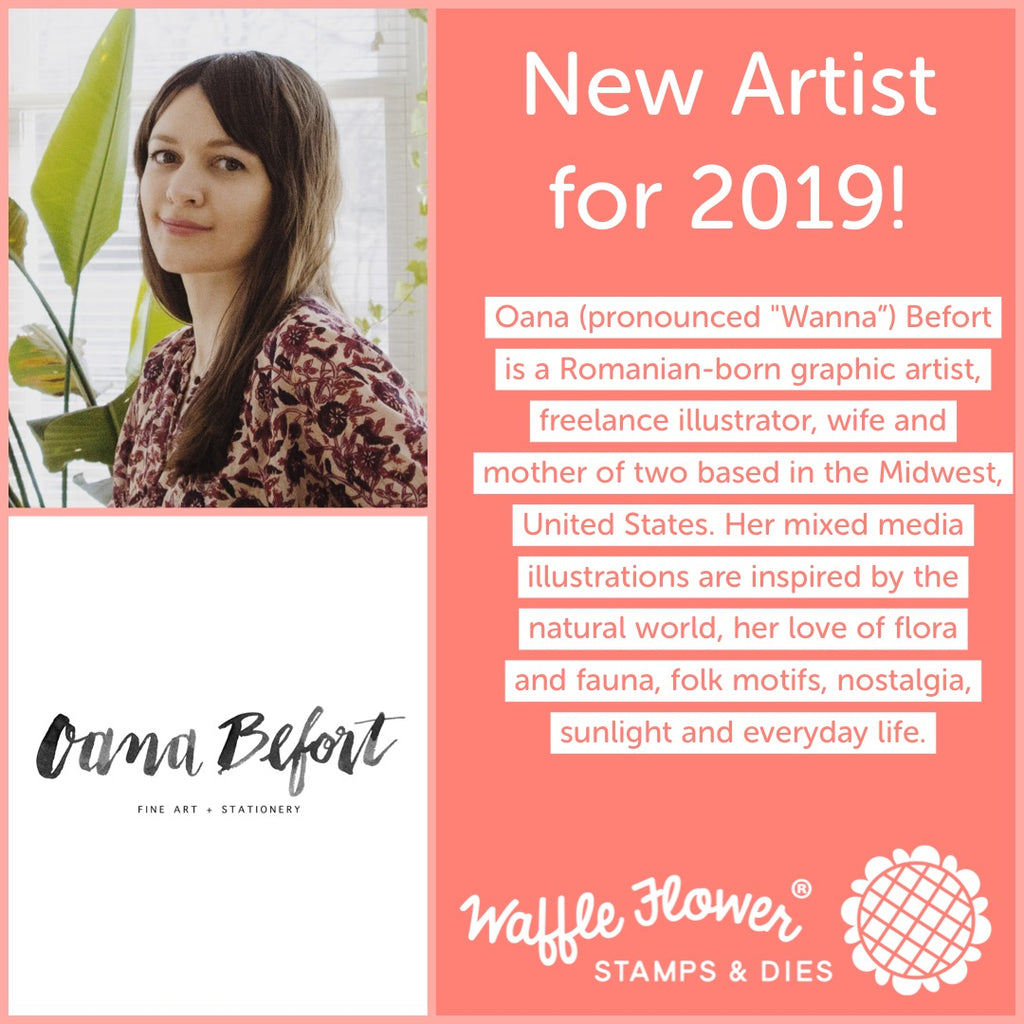 2019 New Artist: Oana Befort