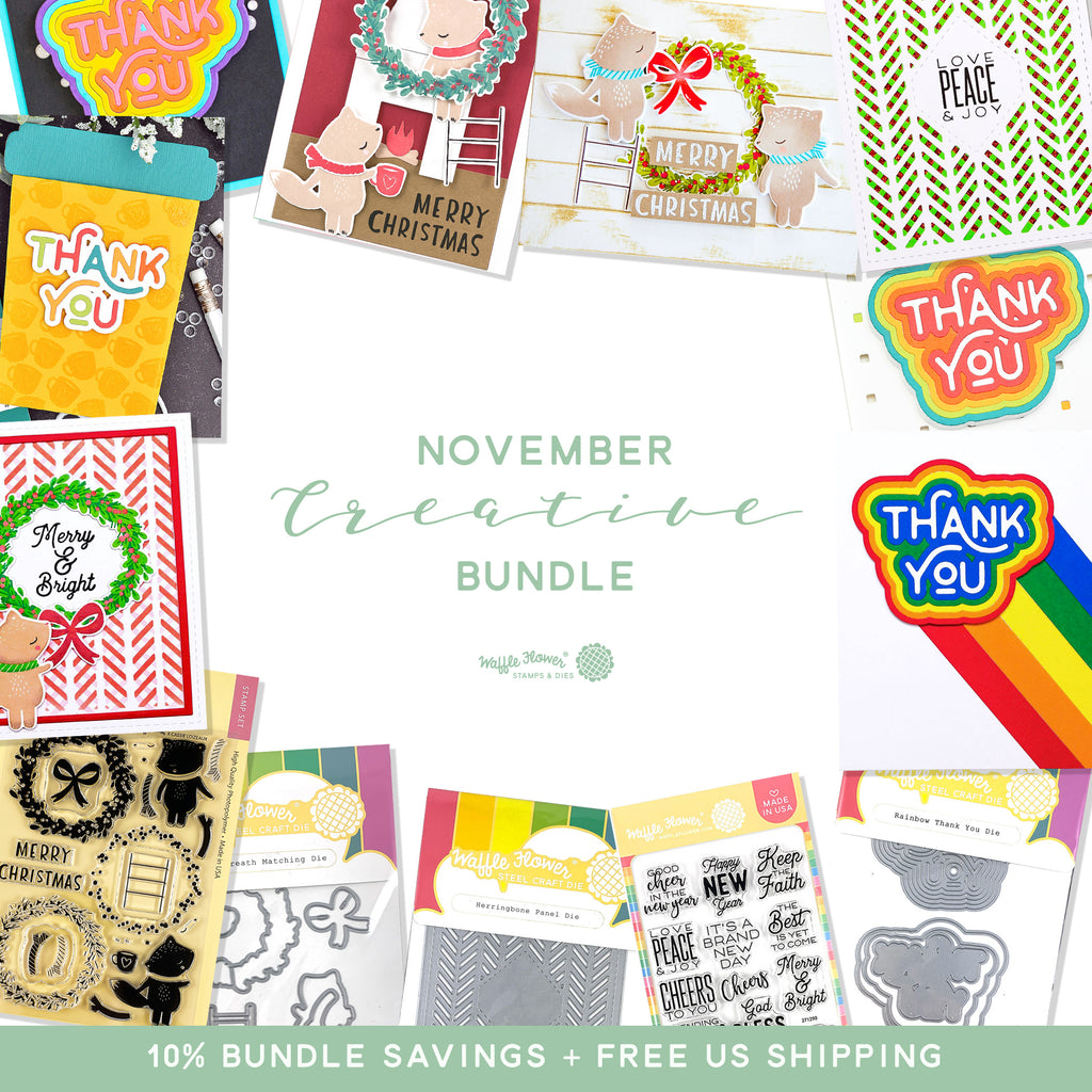 Intro to November 2019 Creative Bundle