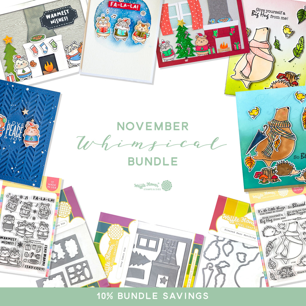 Intro to November 2019 Whimsical Bundle