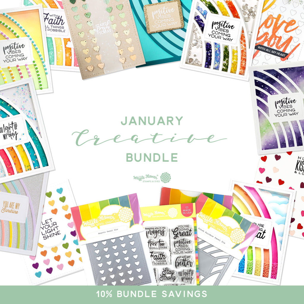 First Look at the January 2020 Creative Bundle - Available January 5th!