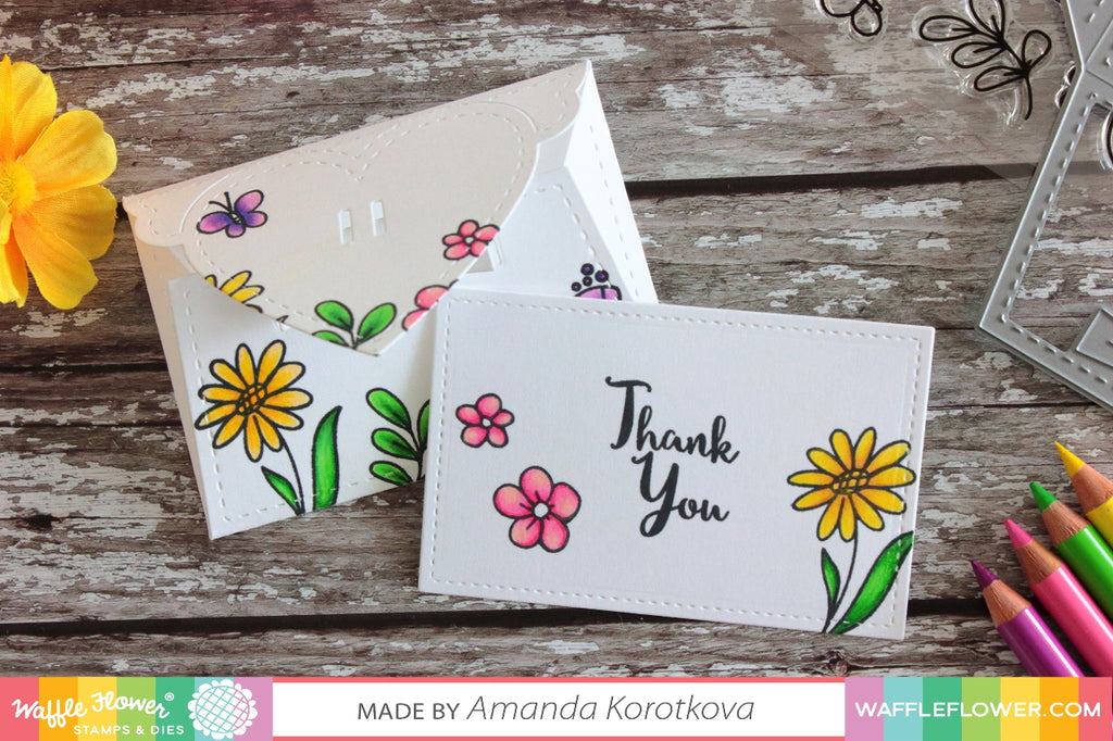 [Fun Friday] Thank You Notes by Amanda