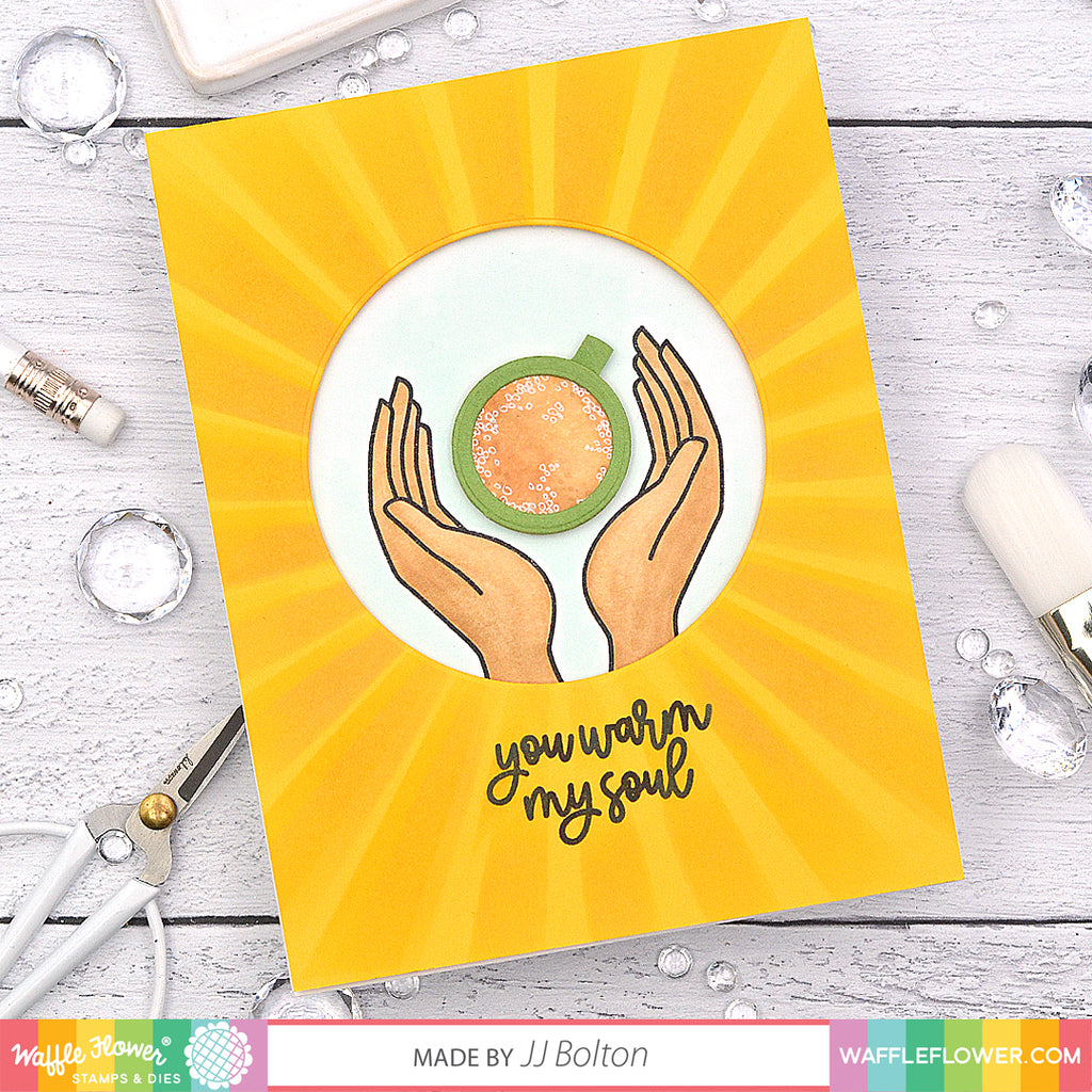 Intro to Hope Collection - Day 3 - Caring Hands
